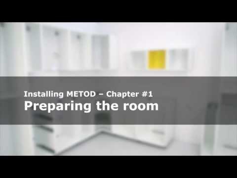 IKEA – METOD: Klaarmaken van de kamer