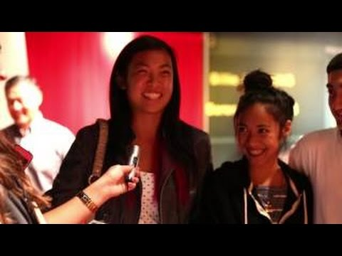 Open Review: Jeremy Lin startles guests at Madame Tussauds San Francisco (Video)