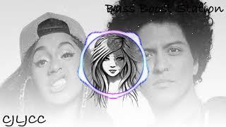 Download Lagu Finesse (Remix) - Bruno Mars ft. Cardi B (Bass Boosted) Gratis STAFABAND