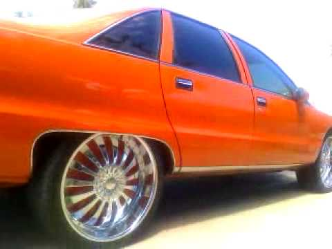 HOW TO TURN A CAPRICE INTO A REAL BIG BODY CHEVY (91 CHEVY CAPRICE) Video