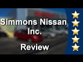 Simmons Nissan, Inc. Mount Airy  Remarkable 5 Star Review by Pam B.