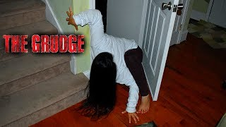 My Girlfriend is The Grudge Prank on Mom!! (SCARY PRANK)