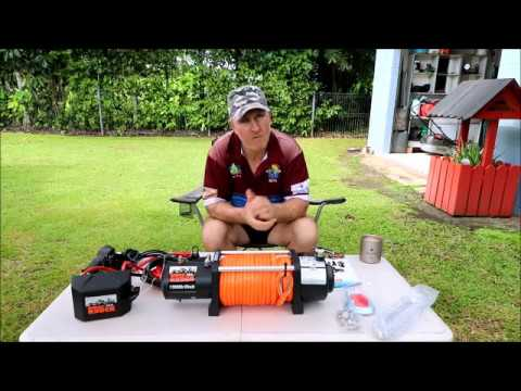 Ridge Ryder Winch & Recovery Kit Review
