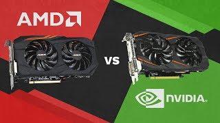 Náš první test GPU: AMD RX570 vs. NVIDIA GTX1060 - Hardware