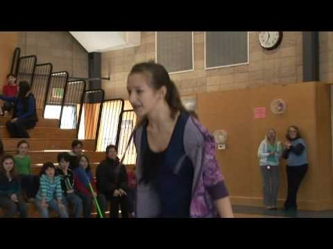 Jump Rope/Hoop for Heart at Tehiyah Day School