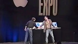 Riven at Macworld Keynote 1998