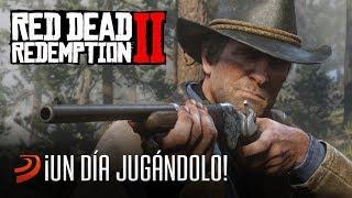 Red Dead Redemption 2 ¡Un día jugándolo!
