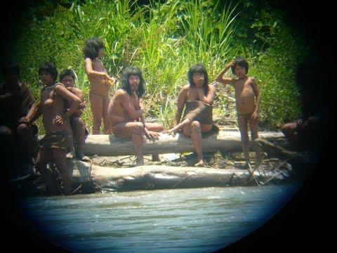 5 Затерянных Племен, которые Не Знают о Нас