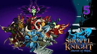 Underwater Heck| Shovel Knight: Shovel of Hope #5