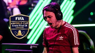 FIFA 18 | FIFA eWorld Cup Grand Final - Day 1