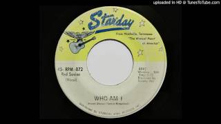 Watch Red Sovine Who Am I video