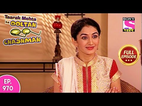 Taarak Mehta Ka Ooltah Chashmah - Full Episode 970 - 19th February , 2018 thumbnail