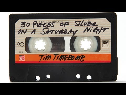 Tim Timebomb - 30 Pieces of Silver on a Saturday Night
