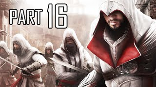 Assassin's Creed Brotherhood Walkthrough Part 16 - The Senator (ACB Let's Play Commentary)