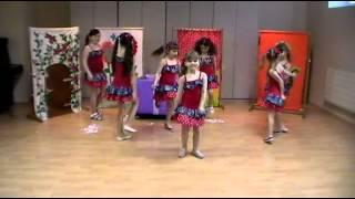 Tanečný krúžok Dancing Stars - Bambuľka