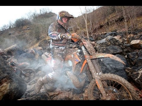 Hard Enduro Race in Wales - The Tough One 2013