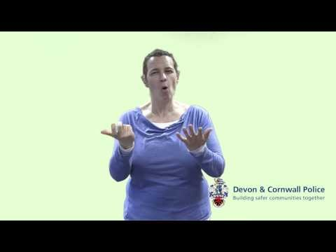 You matter, we care - Feedback, thanking and complaints - British Sign Language