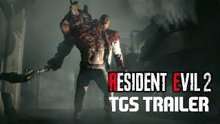 Resident Evil 2 - Tokyo Game Show 2018 trailer