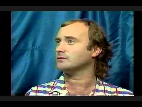V-66 WVJV TV Boston Phil Collins Special - Rare Interview and Bio 1986