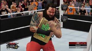 WWE 2K16 TWISTED