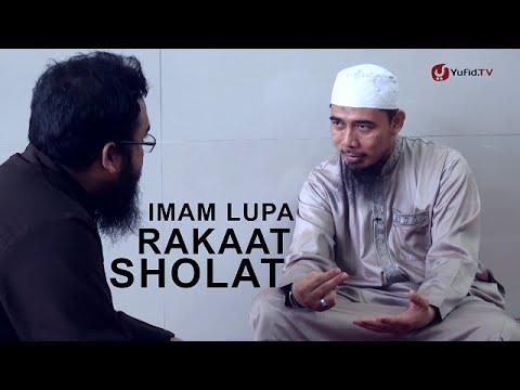 Konsultasi Syariah: Imam Lupa Jumlah Rakaat Shalat Dan Tidak Sujud Sahwi - Ustadz M. Elvi Syam