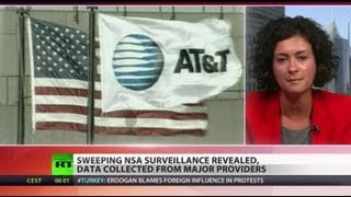 NSA Spying: Sweeping US data-mining program revealed  8/27/13
