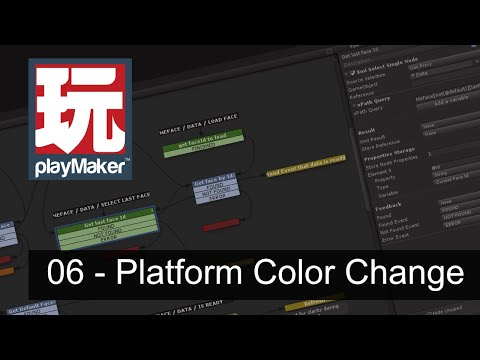 06 - Platform Color Change