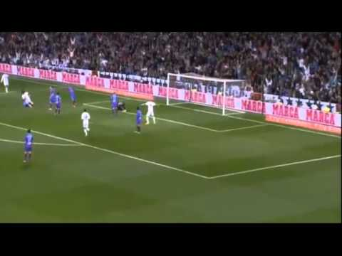 Real Madrid vs Levante hightlights and goals 09-03-2014