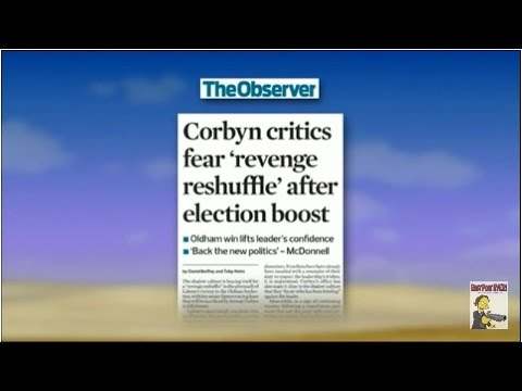 Another Week , Another Sunday Politics Attack On Jeremy Corbyn