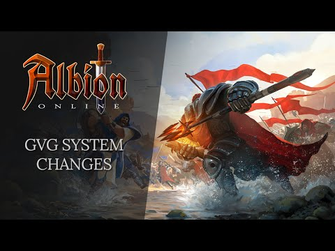 Albion Online | GvG System Changes