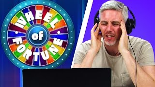 Irish People Watch Wheel Of Fortune