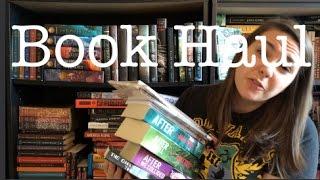 Random Book Haul!