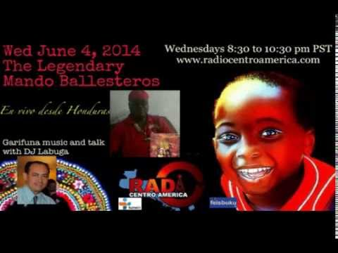 RCA Presents Mando Ballesteros From Honduras
