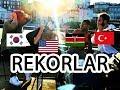 4 FARKLI ÜLKENİN EN SAÇMA REKORLARI   3 Yabancı 1 Türk #16