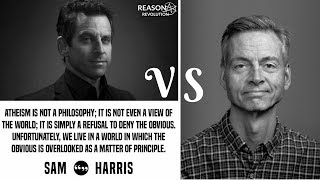 Sam Harris 2018 - DEBATE : Is Religion To Blame For Terrorism And War (Robert Wright & Sam Harris)