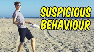 A Snake, A Freestyle Rapper & Suspicious Behaviour - LA E3 Vlog #2