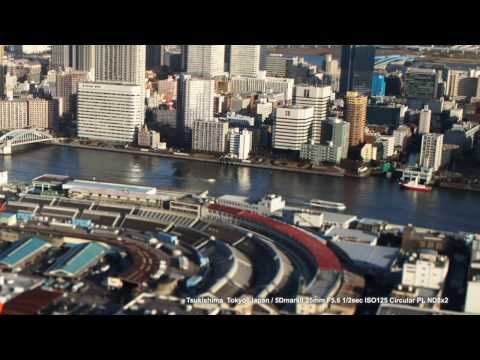 Miniature City (720p HD)