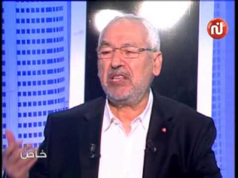 موقف راشد الغنوشي من خروج حمّادي الجبالي من حركة النهضة