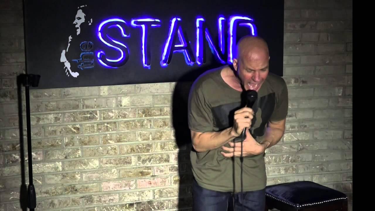 Comedian Jeff Jeff Lawrence Comedian
