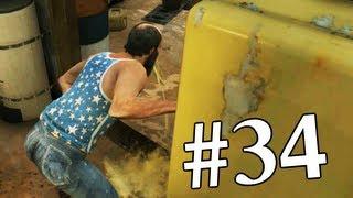 Grand Theft Auto V | Ep.34 | План Ограбления в Палето