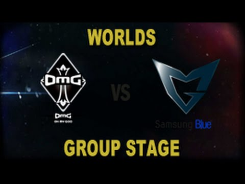 OMG vs SSB - 2014 World Championship Groups C and D D3G5