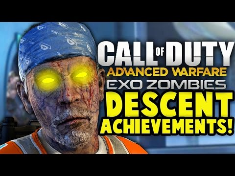 Exo Zombies DESCENT - Easter Egg
