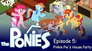 My Little Pony in The Sims - Episode 5 - Pinkie Pie