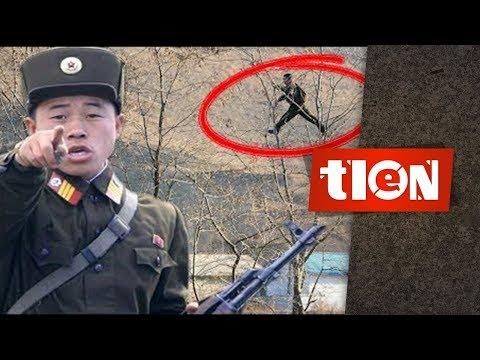 10 MANIEREN om uit NOORD KOREA te ONTSNAPPEN - TIEN