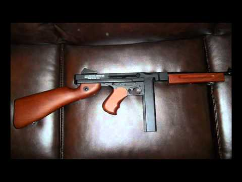 King Arms Thompson M1A1 AEG Proformance