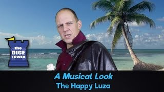 The Happy Luza - Robinson Crusoe!