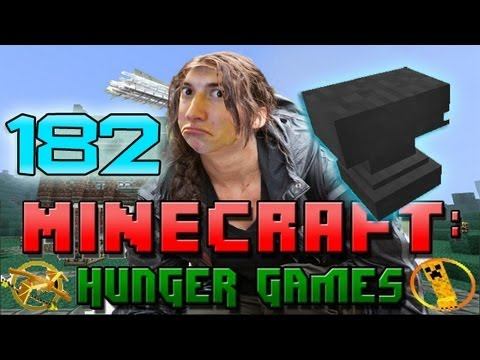Minecraft: Hunger Games w/Mitch! Game 182 - Christmas In A Hole 2.0 - Summer With Anvils!