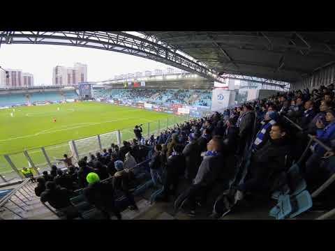 18.11.2017. Динамо Москва -Ахмат Грозный. РФПЛ 17 тур.