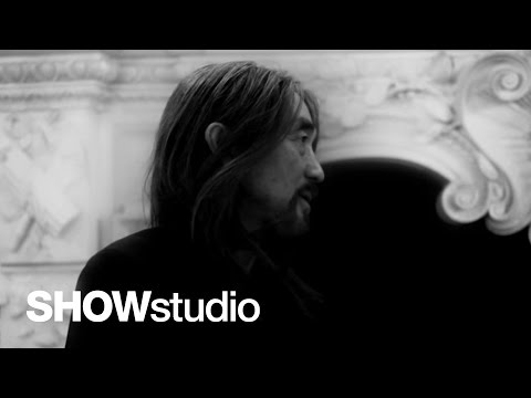 SHOWstudio: In Conversation with Yohji Yamamoto