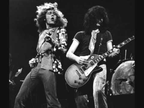Led Zeppelin 1977 06 25 Nobody's Fault But Mine